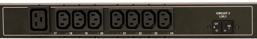 Power Distribution Unit PDU Detail