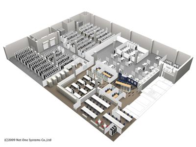 新テクニカルセンター構築