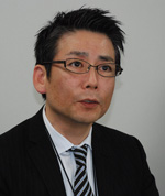 三機工業株式会社<br />統合ネットワーク<br />事業部企画部長<br />浜坂順一氏