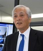 三機工業株式会社<br />常務執行役員<br />水野靖也氏