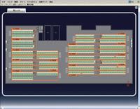 テクニカルセンターの電力量(kW)や温度を可視化