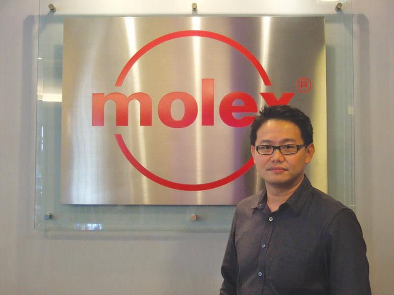 Daniel Ong, Regional Infrastructure Manager, Molex-Singapore
