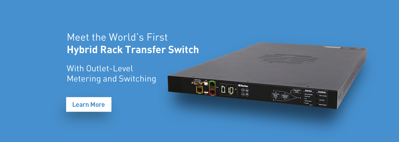 Raritan-Transfer-Switch